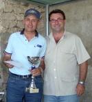 2º CL. DERBY ARAGÓN 2007 Y 2º CL. COPA ARAGÓN 2008