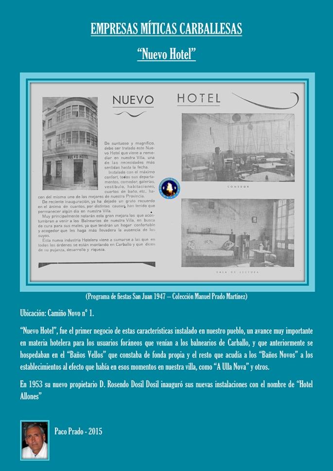 Nuevo Hotel 3A