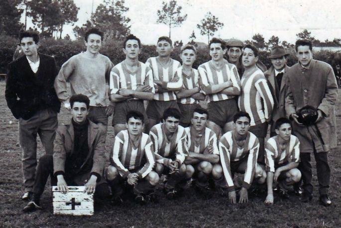 Bergantiños Juveniles 62-63 Campo del Paiosaco