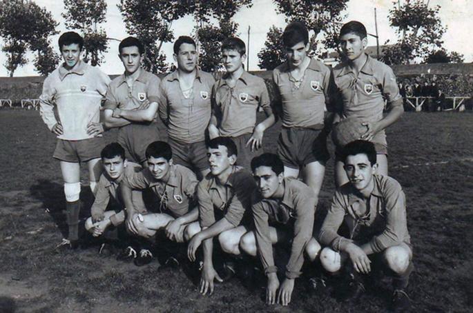 Bergantiños Juveniles 62-63 .