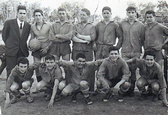 40b_1964 Relampago Casilla_Campo Berdillo ALB