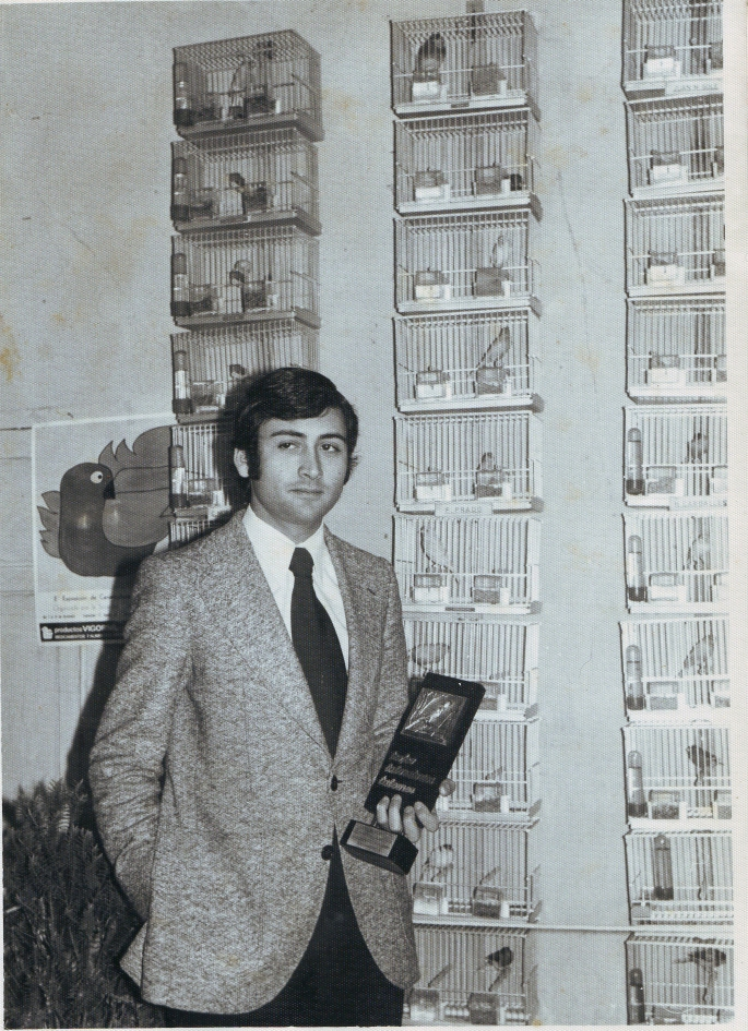 Canaricultura 1973